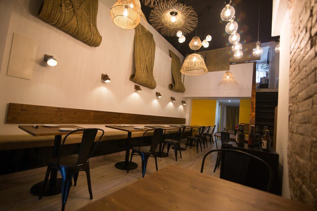 restaurante romántico en Barcelona