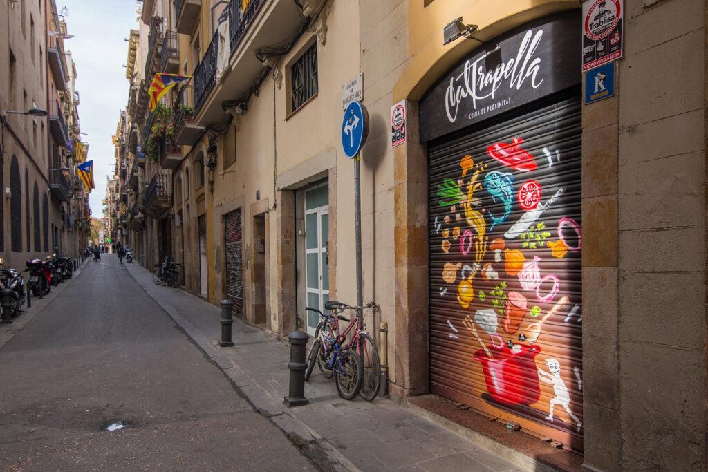 restaurante catalán en gracia